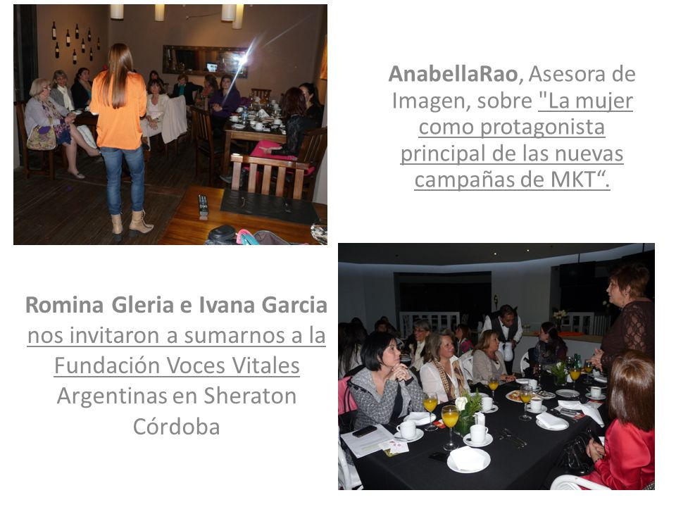 AnabellaRao, Asesora de Imagen, sobre