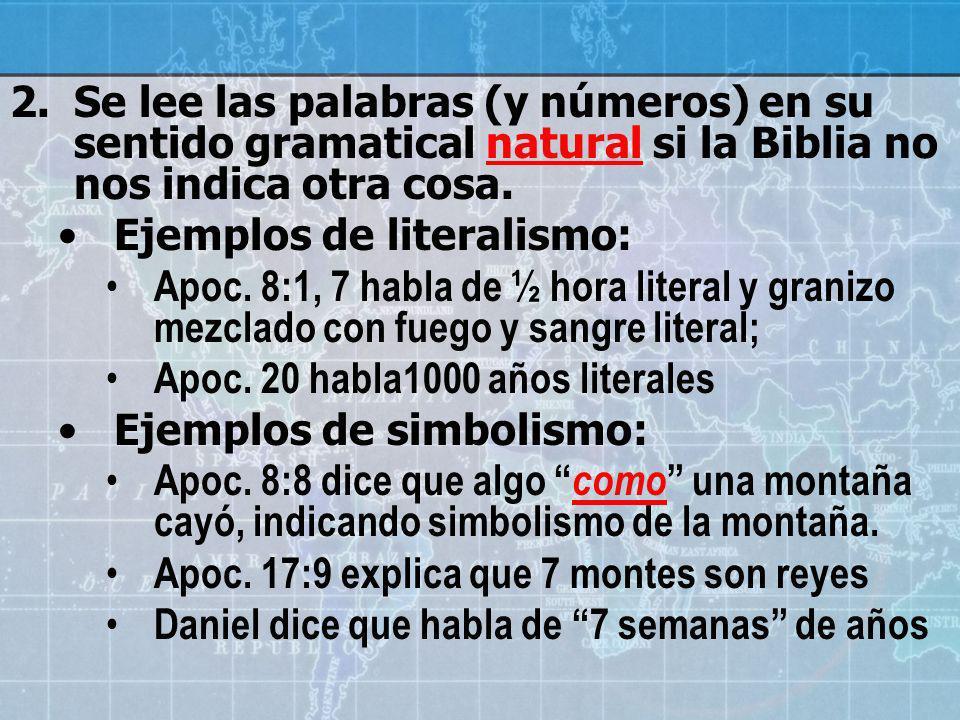 Principios específicos de profecía 1 – El enfoque de profecía es el MESÍAS y el establecimiento de Su REINO.