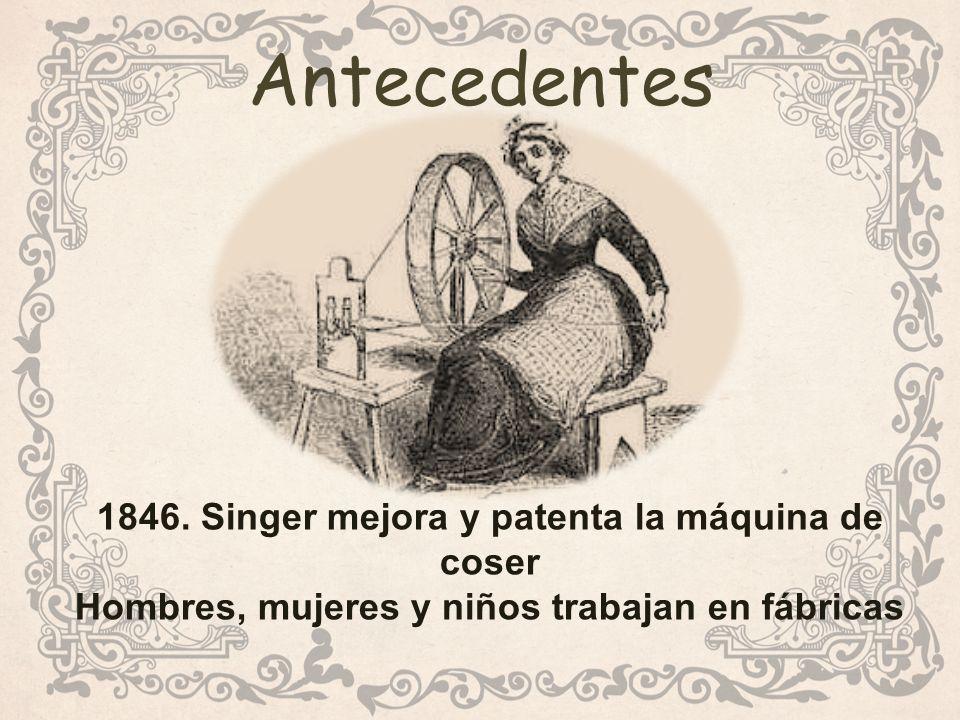 Antecedentes 1846.