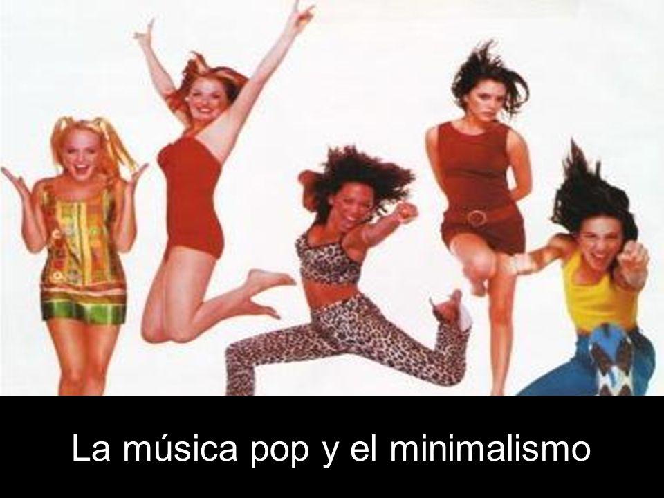 La música pop y el minimalismo