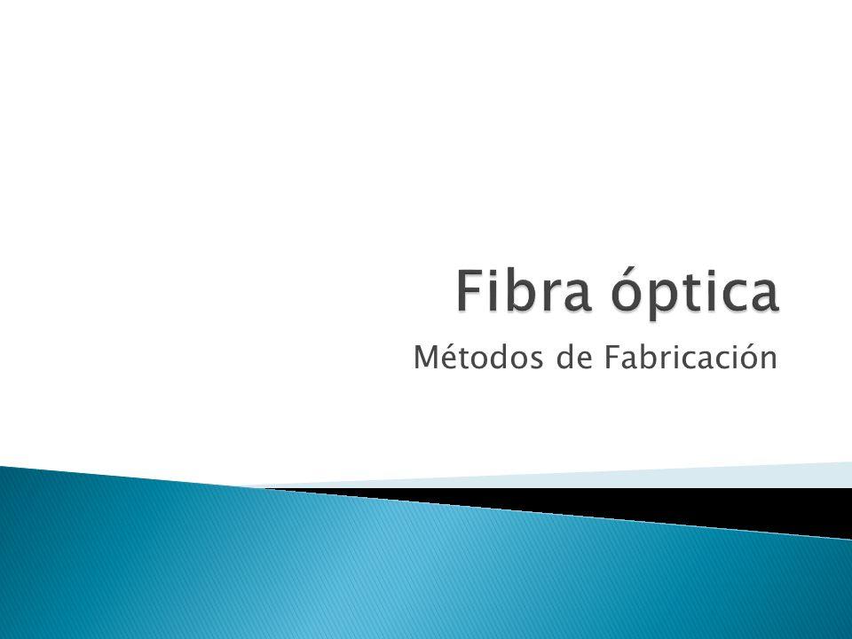 Dioxido de Silicio y Cuarzo o Silice.Nucleo dopado de Boro y Fluor.