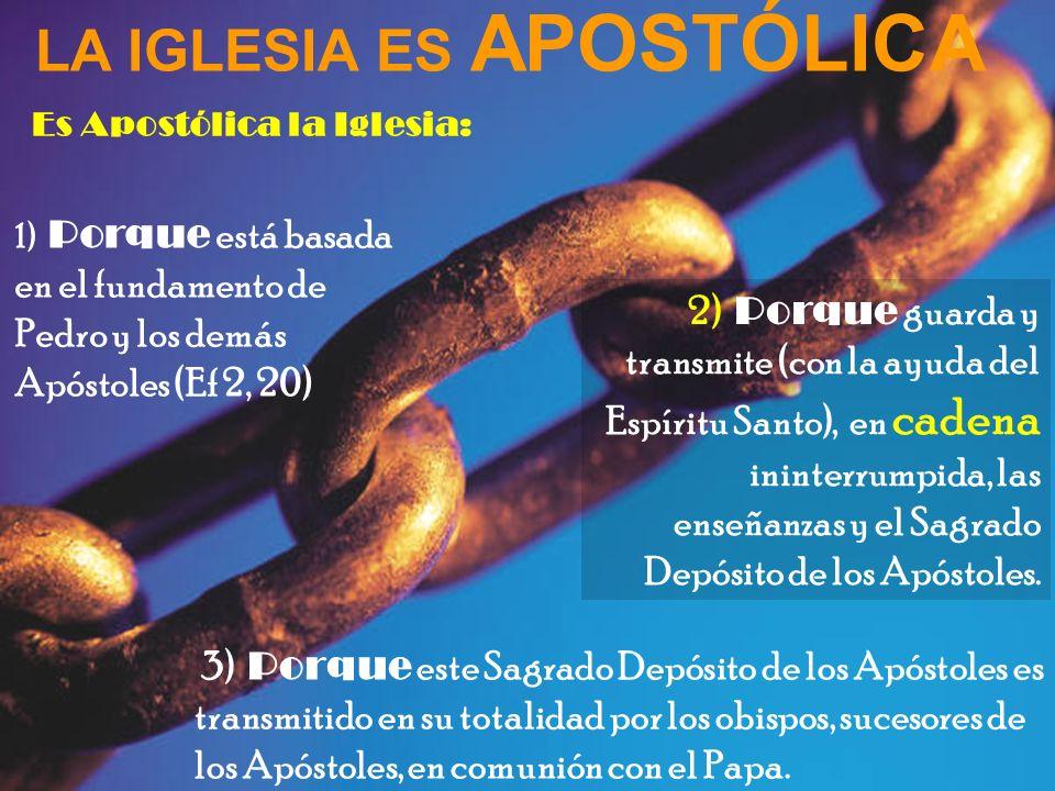 LA IGLESIA, SACRAMENTO UNIVERSAL DE SALVACIÓN. derecho deber La Iglesia tiene el derecho y también el sagrado deber de evangelizar a todas las nacione
