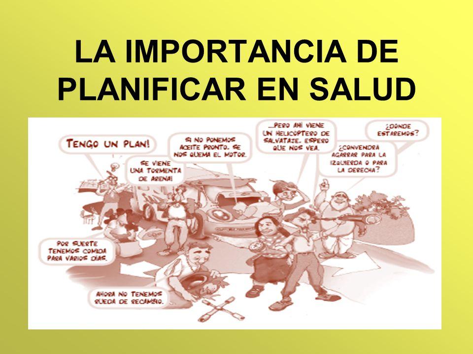 La complejidad del campo de la salud determinado por factores culturales, políticos, económicos, etc.