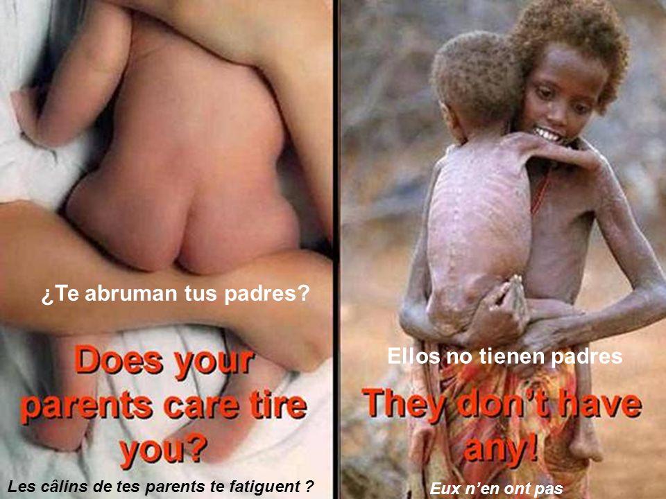 Tu naimes pas les légumes Eux meurent de faim ¿Odias las verduras ¡Ellos mueren de hambre!