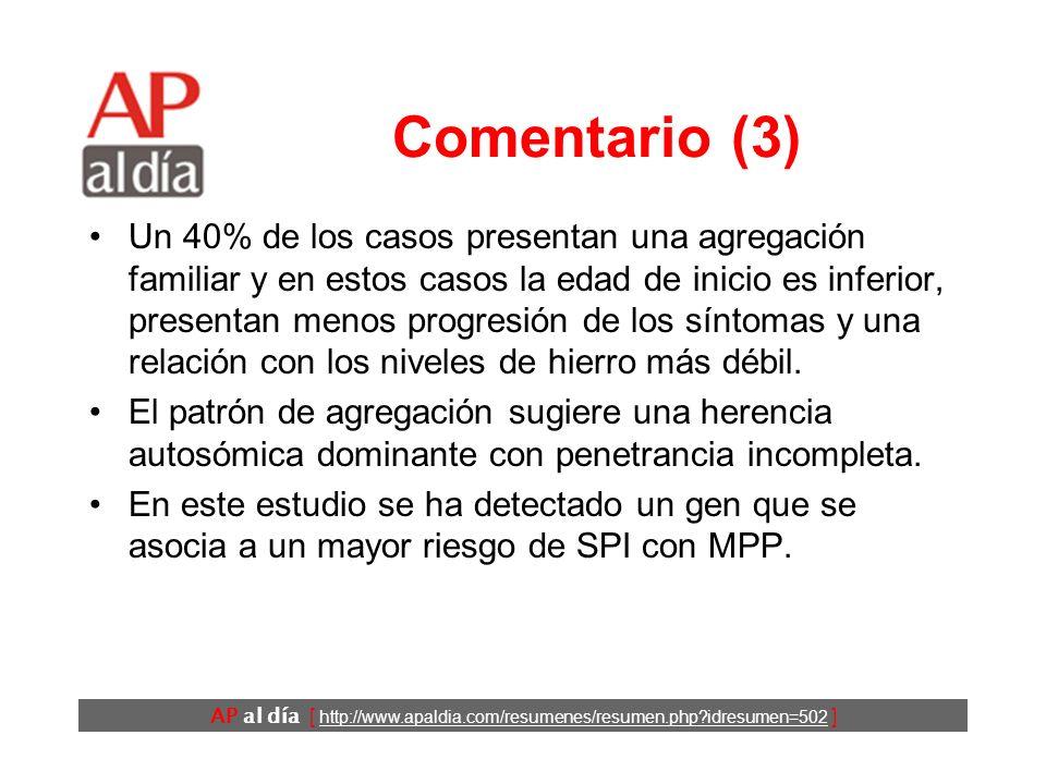 AP al día [ http://www.apaldia.com/resumenes/resumen.php idresumen=502 ] Comentario (2) Los MPP son unos movimientos involuntarios estereotipados de las extremidades inferiores que aparecen durante el sueño y que en muchas ocasiones se asocian al SPI, aunque pueden darse aisladamente.