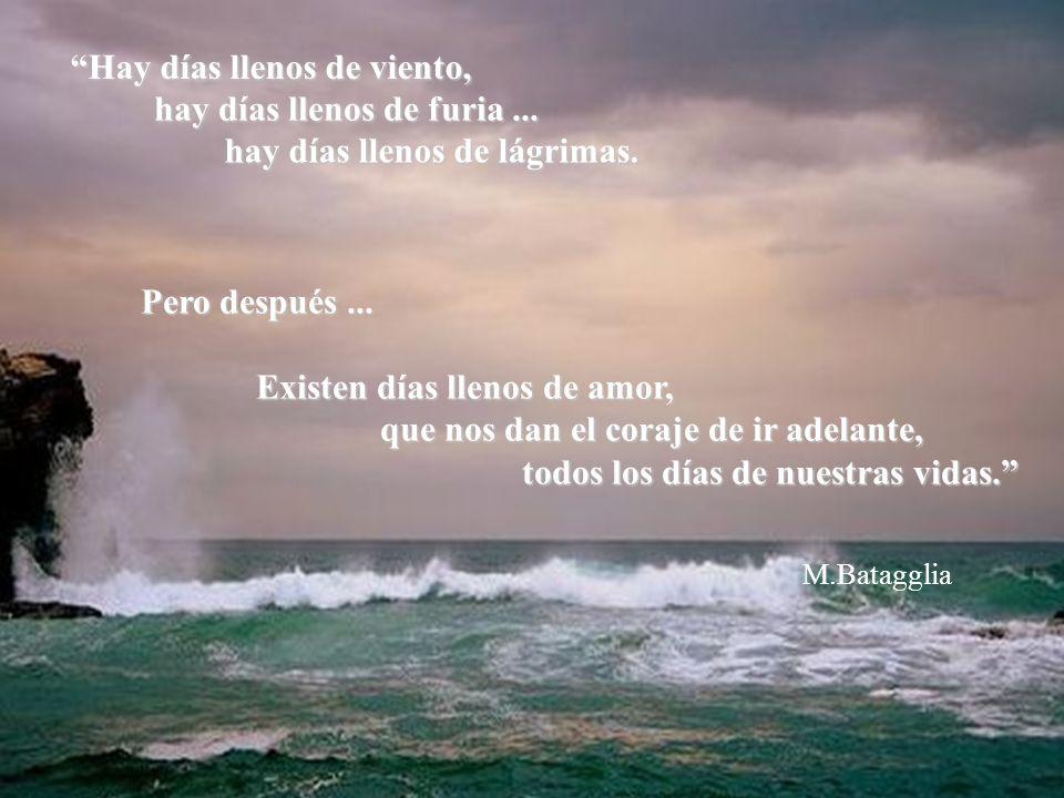 La razón y la pasión, son el timón y la vela, de nuestra alma navegante...