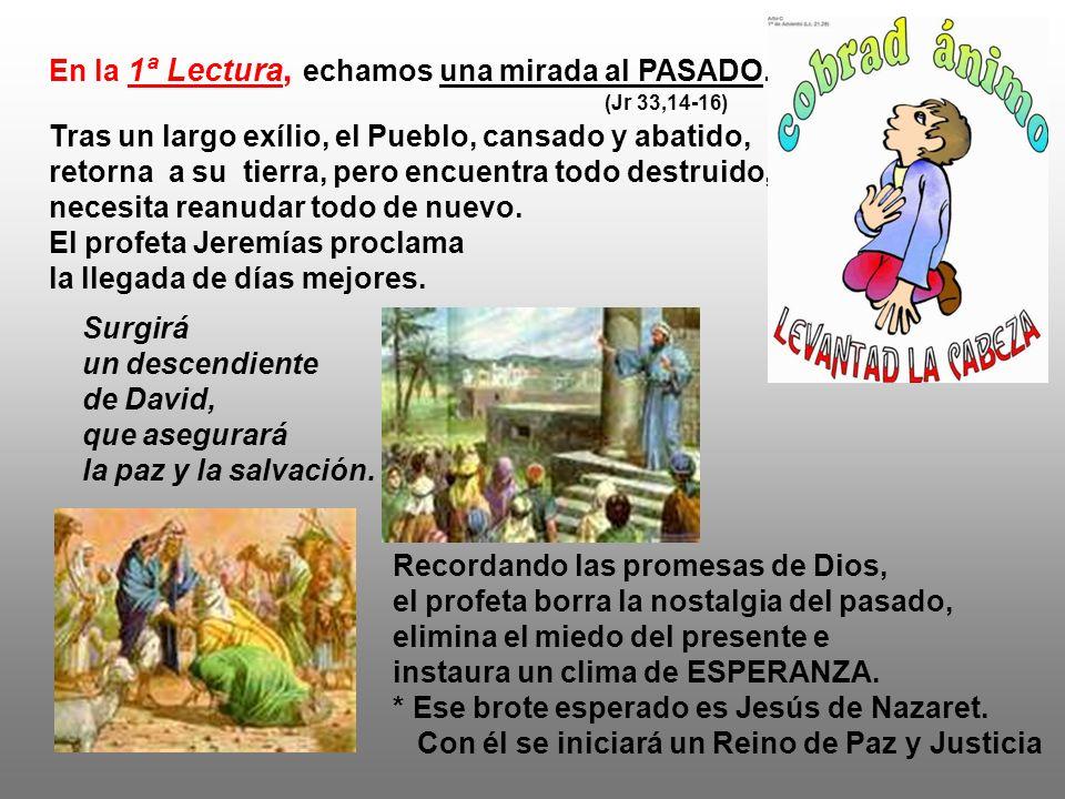 + Un hecho pasado: La Venida histórica de Cristo, prometida a Abrahán, recordada por los profetas, esperada por el pueblo, realizada en Belén… + Un he