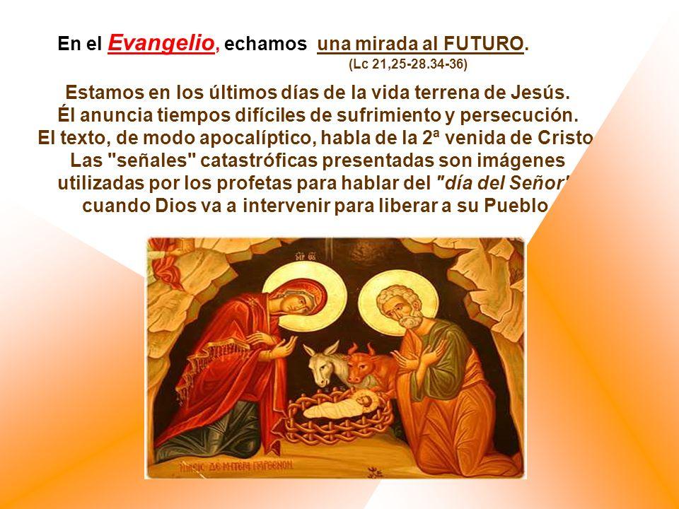 Con todo vemos que la construcción de ese mundo nuevo no se concluyó con el nacimiento de Cristo. Exige aún mucho tiempo y nuestra colaboración. En la