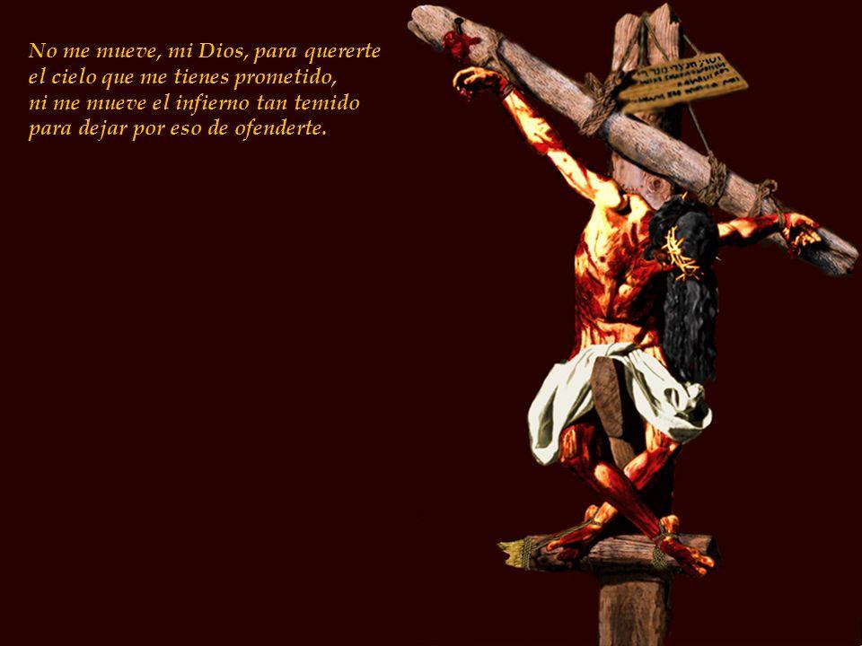 Imagen: Cristo muerto en la cruz (óleo) Benito Prieto Coussent, Ribadeo 1907 - Granada 2001 Texto: Anónimo, atribuido a S.