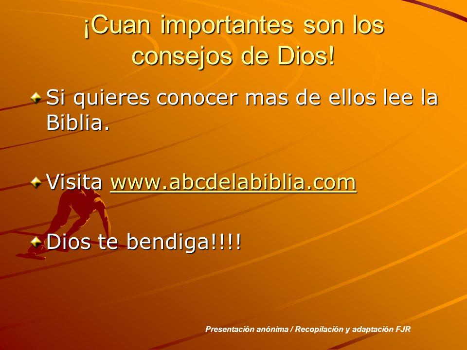La Biblia dice: 1 No admitirás falso rumor. No te concertarás con el impío para ser testigo falso. Éxodo 23:1 13 Guarda tu lengua del mal, Y tus labio