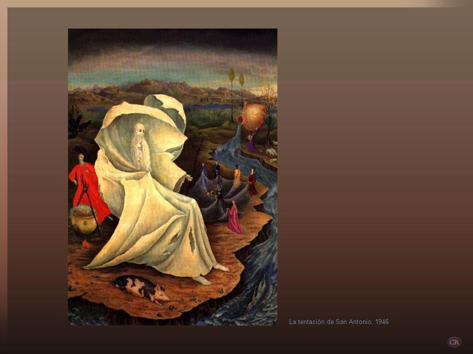 Su primera exhibición importante se lleva a cabo en 1947, en la Galería Pierre Matisse de Nueva York.