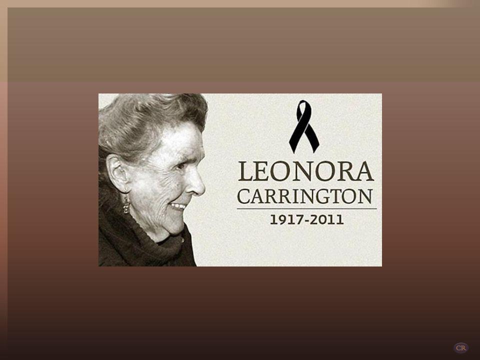 Leonora, sin México no sería Leonora Gabriel Weisz