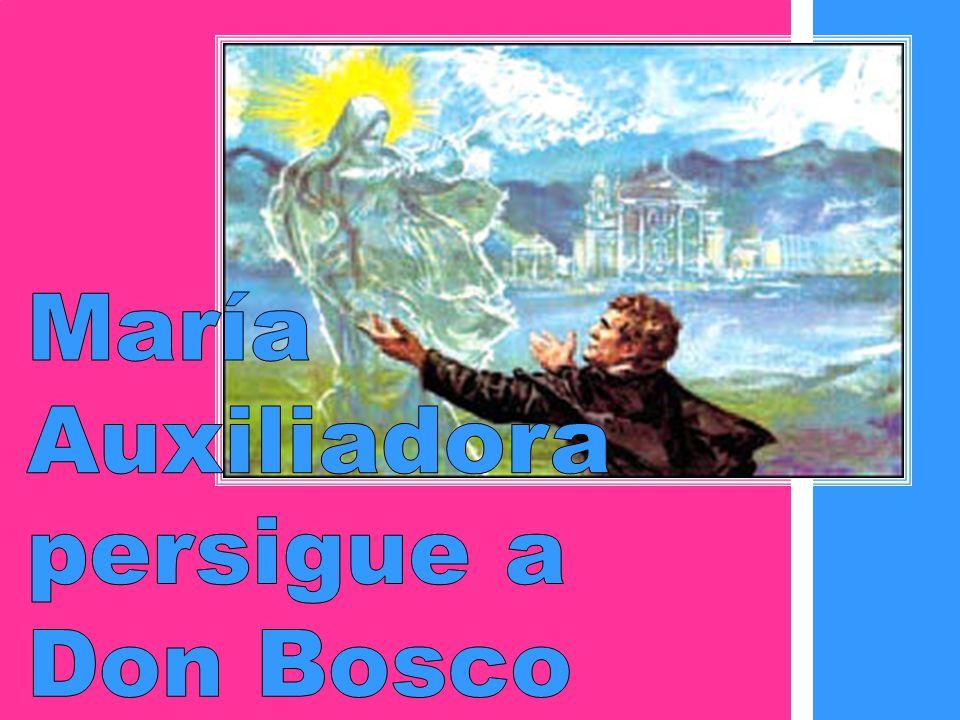 Don Bosco ha llegado a ese descubrimiento basado en su propia experiencia y en la de la historia de la Iglesia que con tanta sabiduría conoce. Por eso