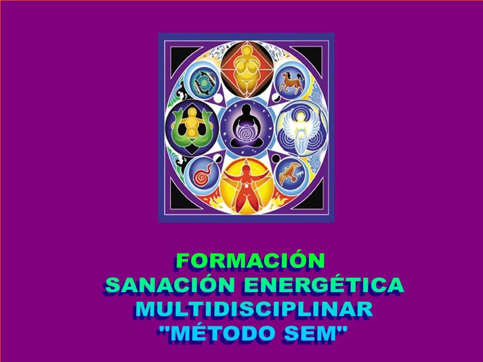 ¿QUÉ ES LA FORMACIÓN SEM.Es una formación de Sanadores, de enfoque holístico y multidisciplinar.