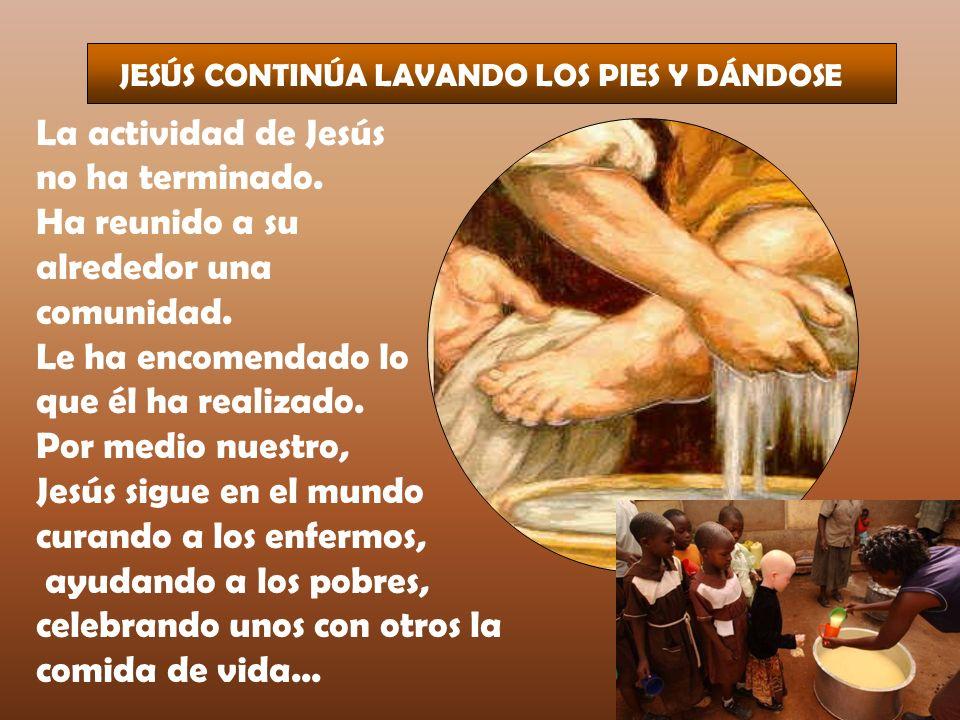 EL PELÍCANO FIGURA DE JESÚS Cena. Banquete. Jesús se nos ha dado como comida y bebida. Para representar eso, los primeros cristianos tomaron como figu