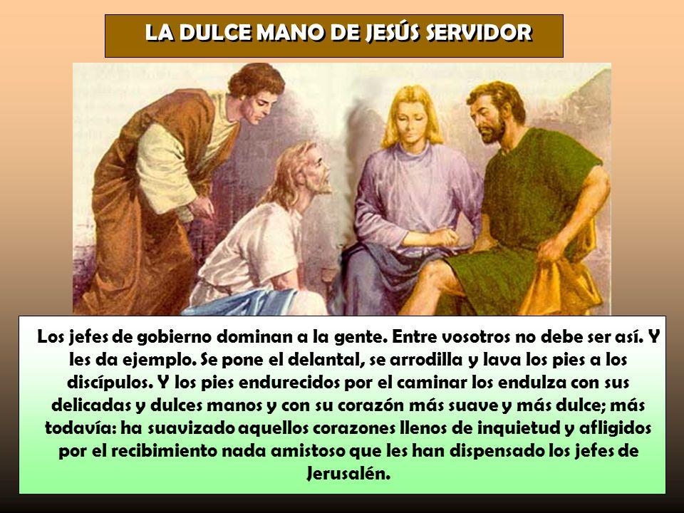 Lo que distingue a sus discípulos, según Jesús, consiste en darse al pobre. «Tuve hambre y me diste de comer, sed y de beber, desnudo y me vestiste, e