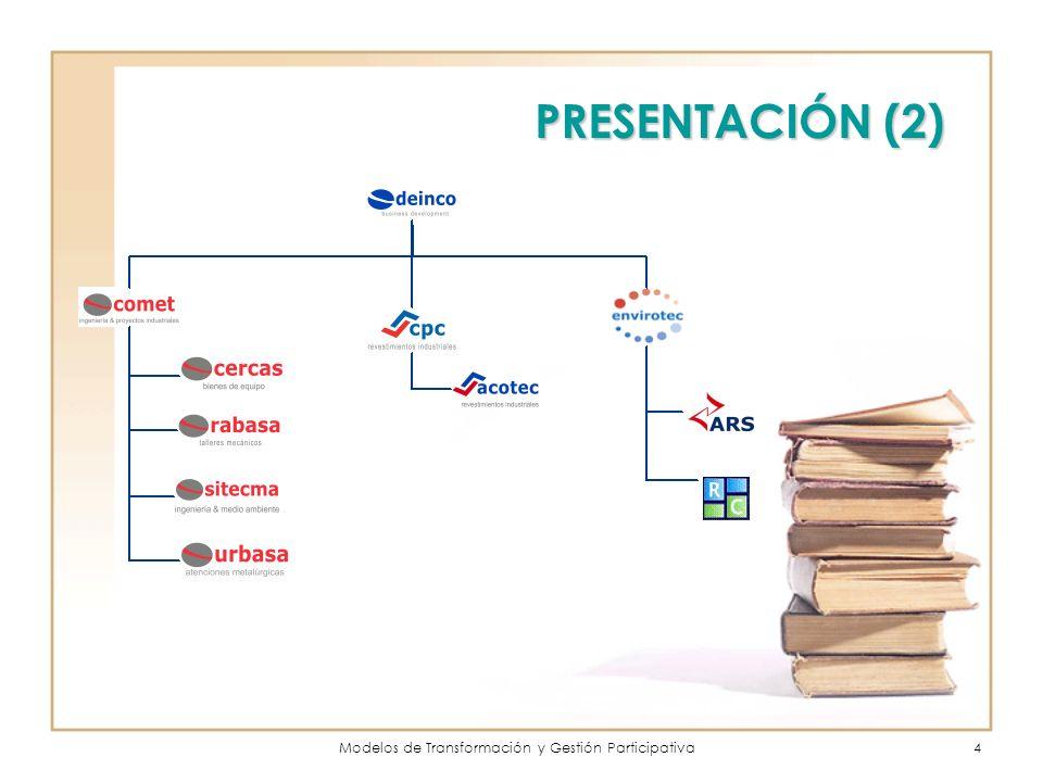 Modelos de Transformación y Gestión Participativa4 PRESENTACIÓN (2)