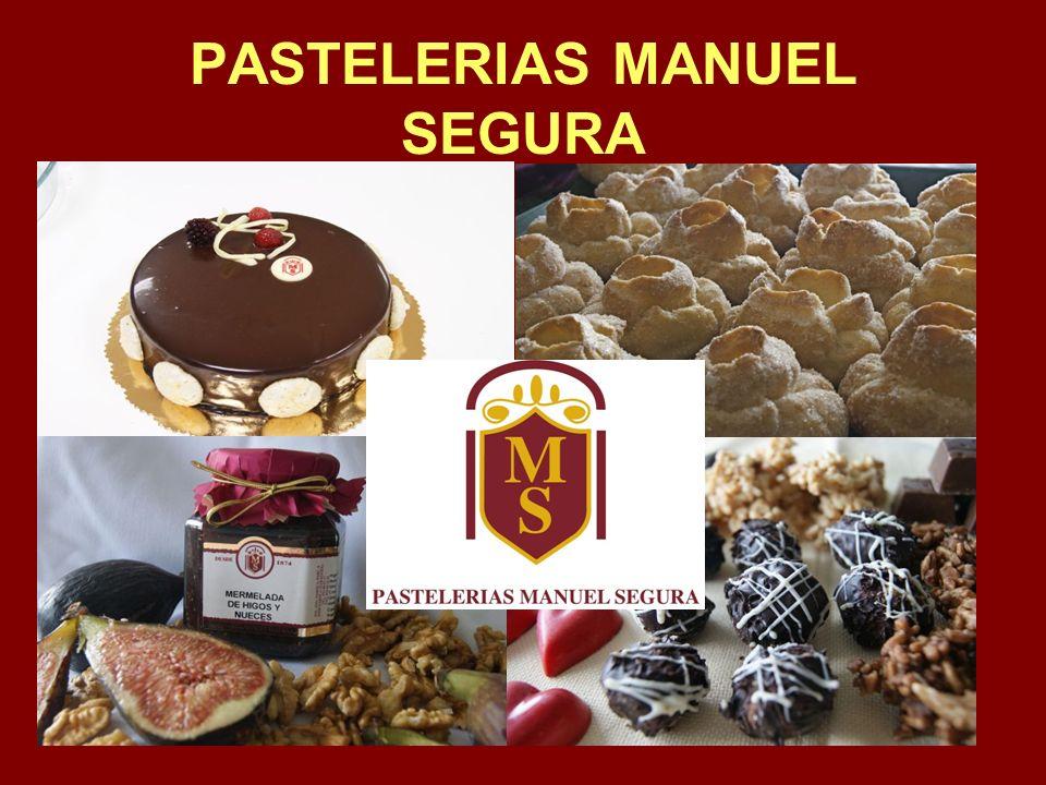 PASTELERIAS MANUEL SEGURA