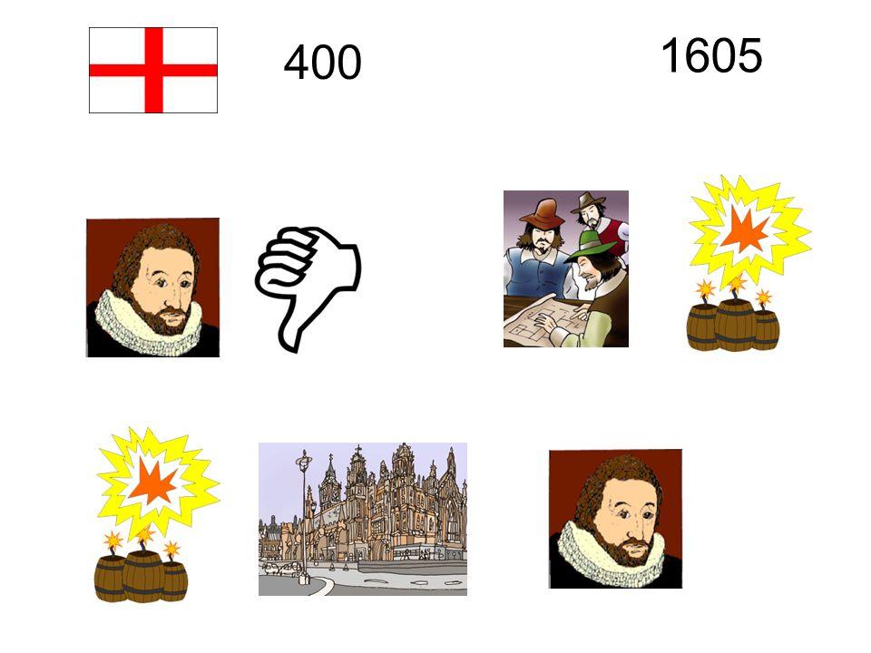 En Inglaterra hace cuatro siglos El año era mil seis cientos cinco El rey de entonces no era popular un grupo de amigos decidió volar decidió volar vo