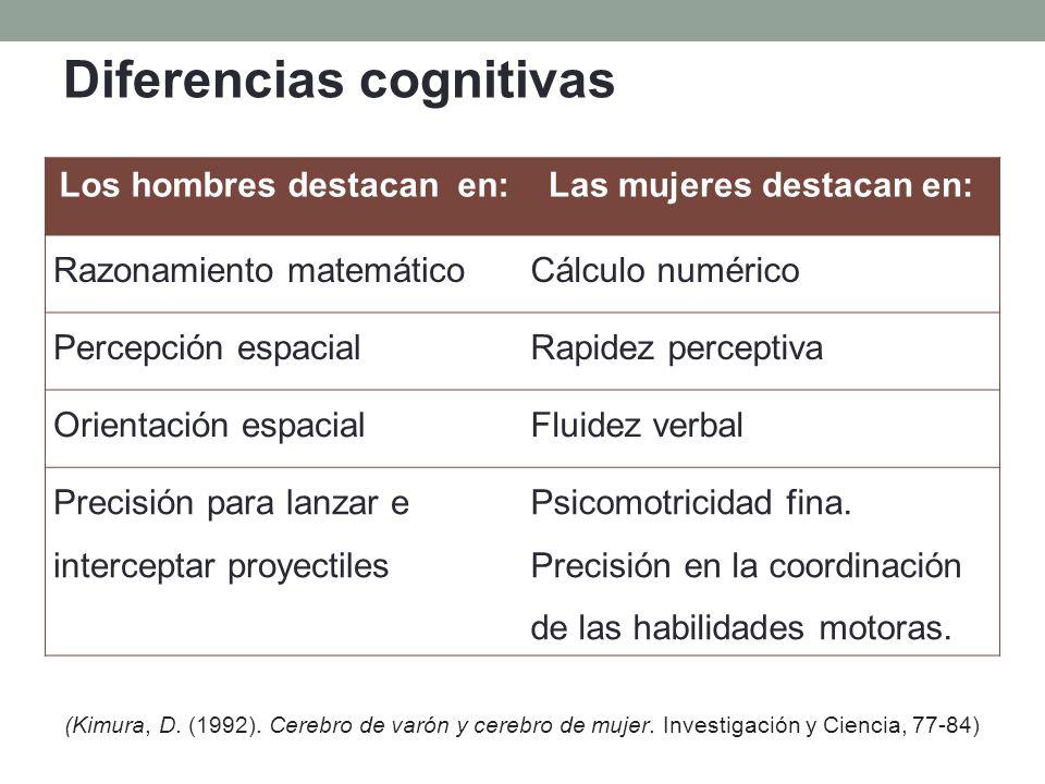 Son variadas las causas de estas diferencias.