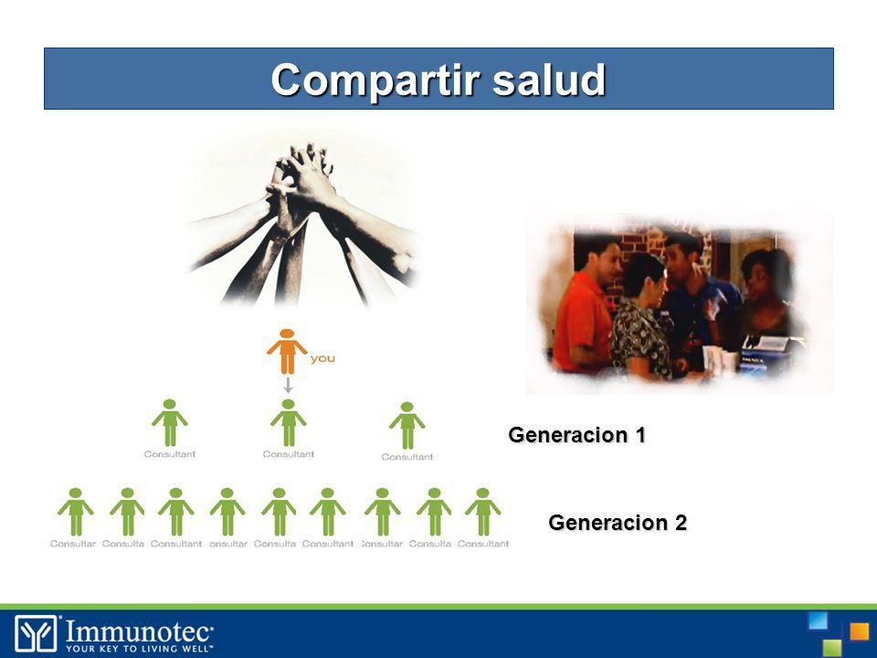 Compartir salud Generacion 1 Generacion 2