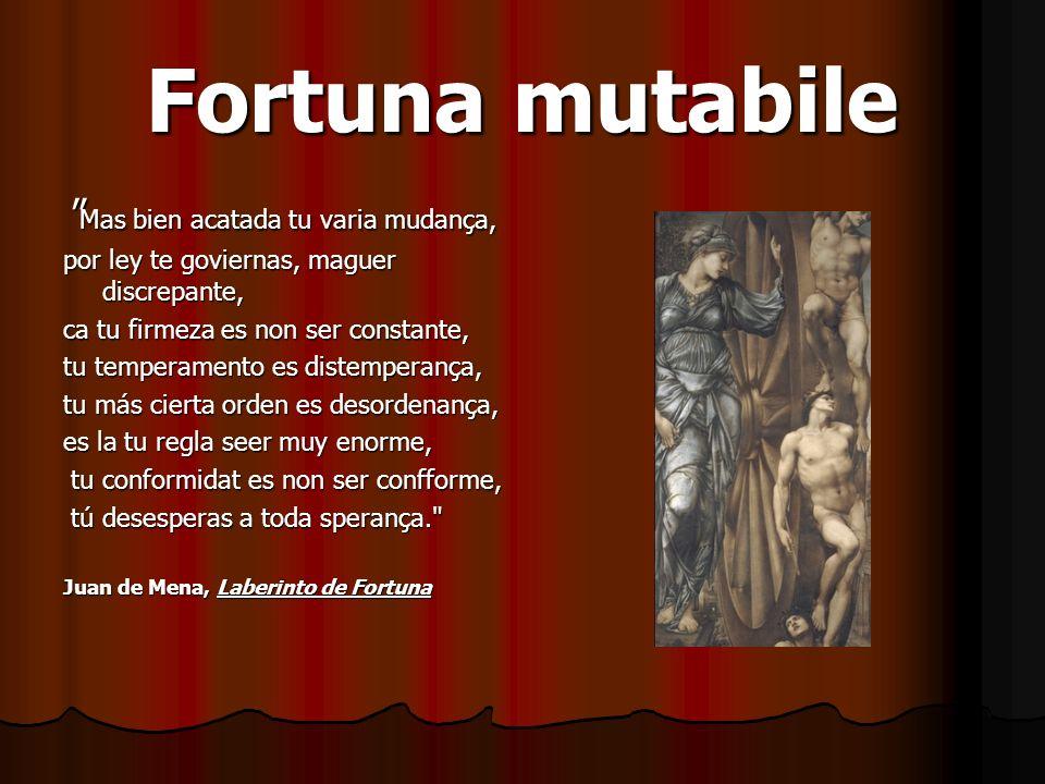 Fortuna mutabile