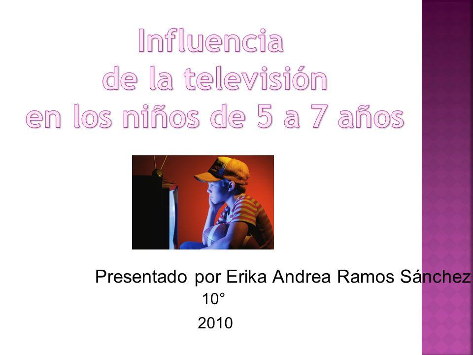 Presentado por Erika Andrea Ramos Sánchez 2010 10°