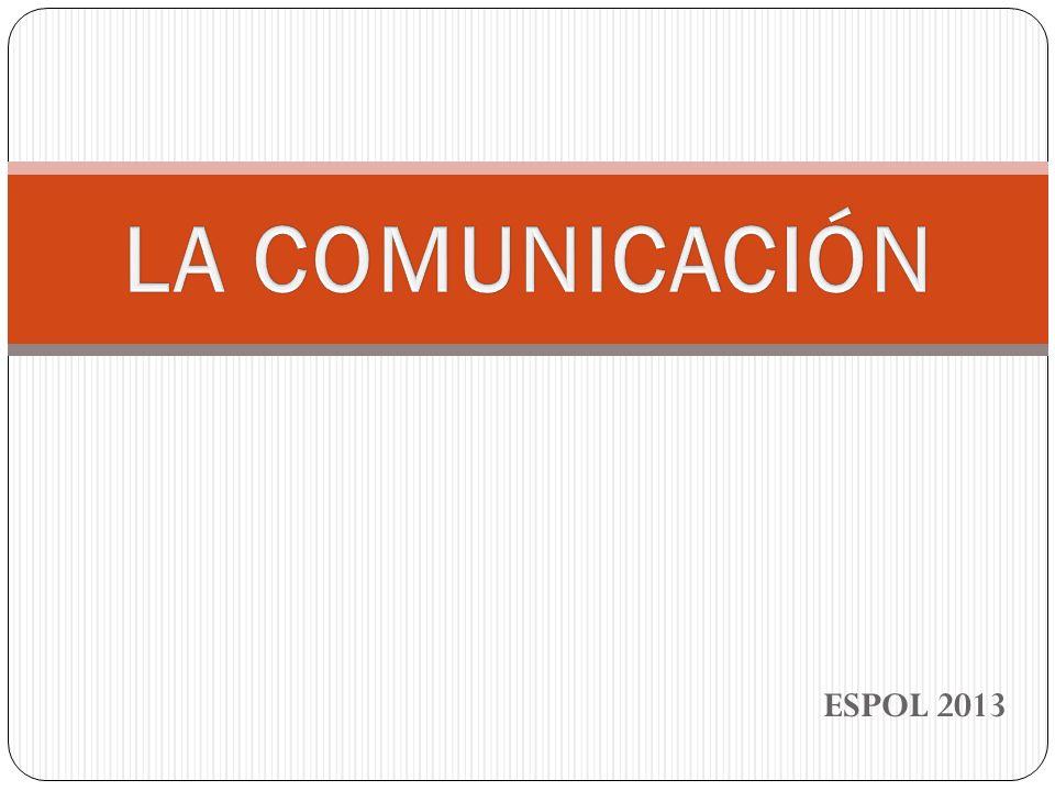 BARRERAS DE LA COMUNICACIÓN.