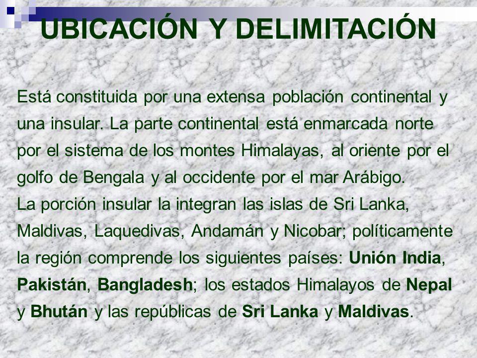Maldivas Nombre oficial: República de las Maldivas Capital: Malé Superficie: 298 km² Lenguas: Divehi (lengua indoeuropea relacionada con el cingalés), inglés Religión:Musulmana suní Forma de gobierno:República Unidad monetaria: Rufiyaa División Política De Asia Meridional