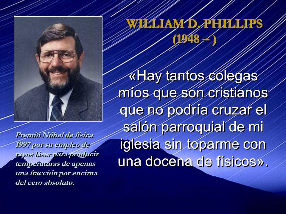 WILLIAM D.