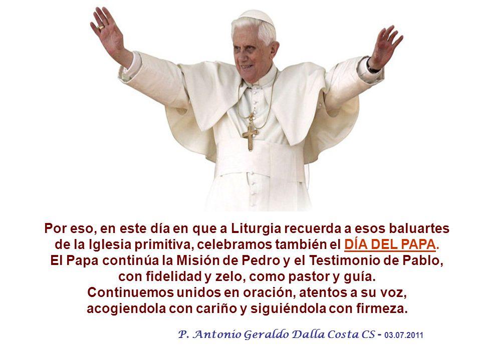 Entonces se hace un Discípulo fiel y un ardoroso Misionero que recorre, en cuatro o cinco viajes, el mundo conocido, predicando el Evangelio y fundand