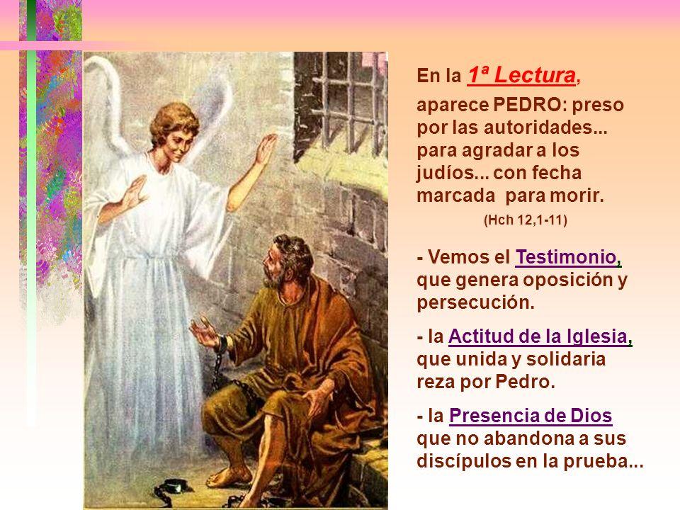 Los dos personificaron la identidad de la Iglesia, como Discípulo y Misionero. Diferentes en la misión, en el carácter, en la preocupación, mas profun