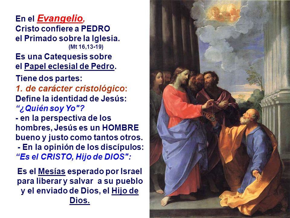 En la 2ª Lectura, PABLO: (también preso, presto a morir), escribe el Testamento espiritual de su vida al servicio del Evangelio. Un camino a seguir...