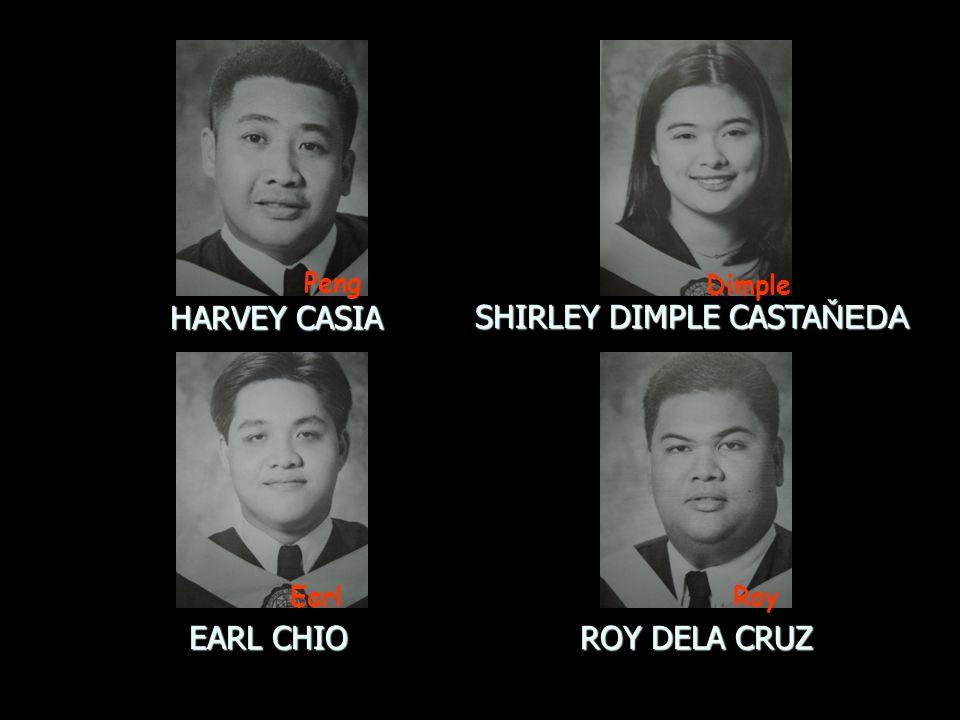 HARVEY CASIA SHIRLEY DIMPLE CASTA ŇEDA EARL CHIO ROY DELA CRUZ Earl Peng Roy Dimple