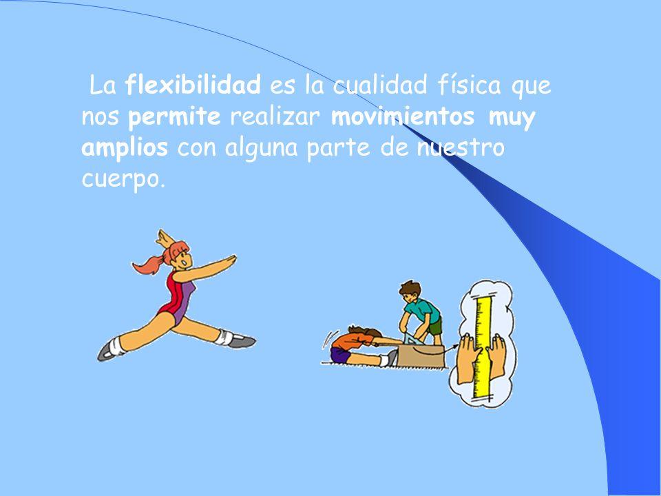 MI CUERPO PUEDE doblarse: LA FLEXIBILIDAD ¿Has observado alguna vez los movimientos de un/una gimnasta.