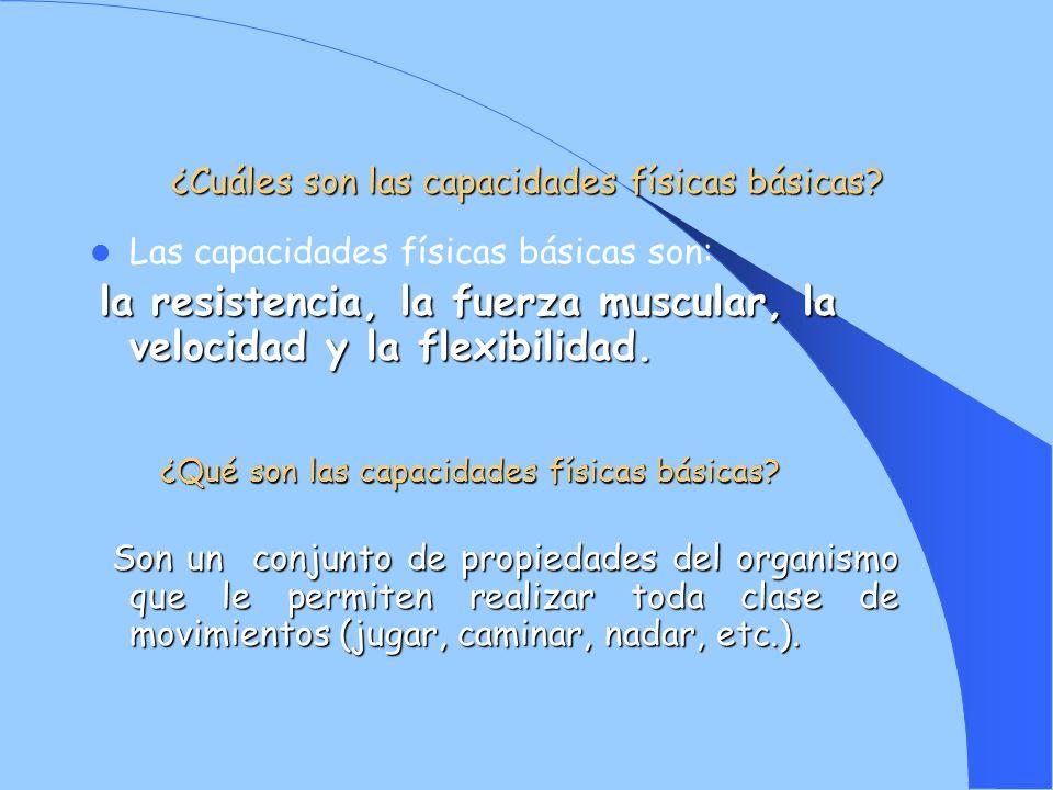 1.- La frecuencia cardiaca máxima se calcula con la fórmula: FCM= 220- edad 2.- Cuando practicamos la carrera de 30 m trabajamos la resistencia.