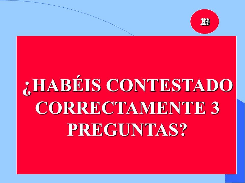 bonus -Contesta con V Verdadero F Falso -Teneis 20 segundos para contestar 3 preguntas correctamente.