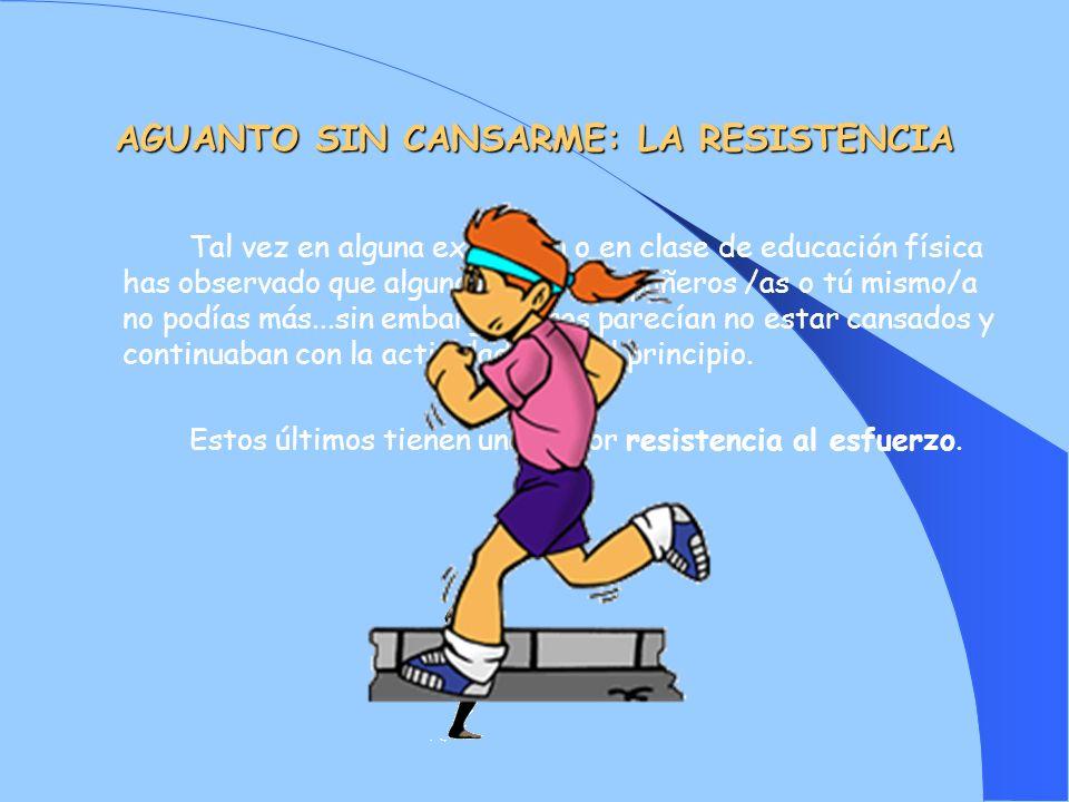 1.- Las cualidades físicas son resistencia, velocidad, flexibilidad y potencia.