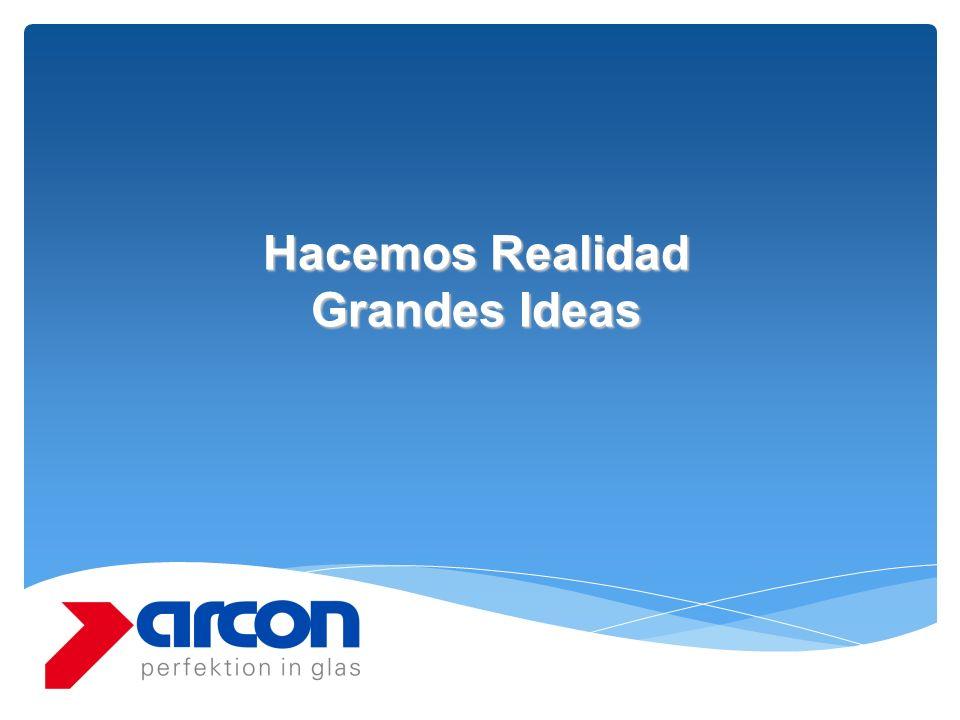 Hacemos Realidad Grandes Ideas