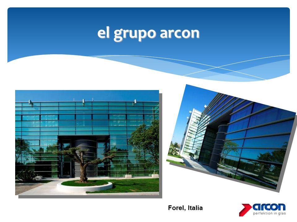 el grupo arcon Forel, Italia