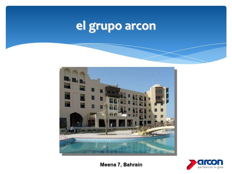el grupo arcon Meena 7, Bahrain
