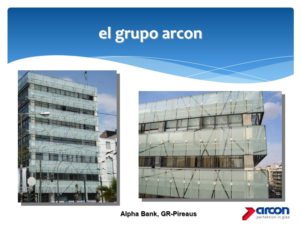 el grupo arcon Alpha Bank, GR-Pireaus