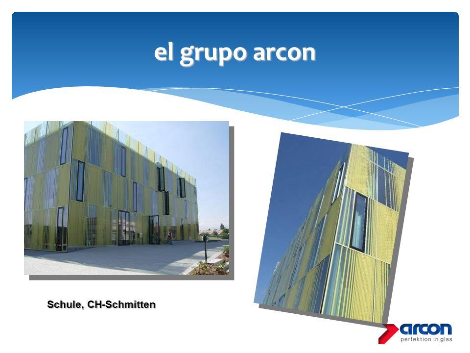 el grupo arcon Schule, CH-Schmitten