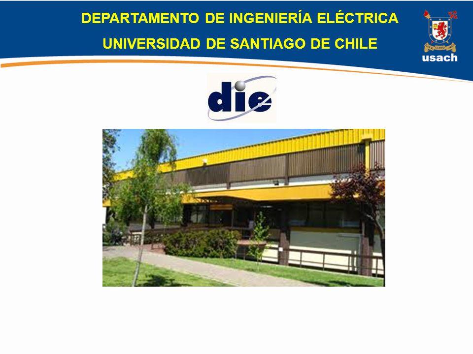 Objetivo general I.Dar a conocer una de las líneas de investigación del Área de Telecomunicaciones del Departamento de Ingeniería Eléctrica de la USACH.