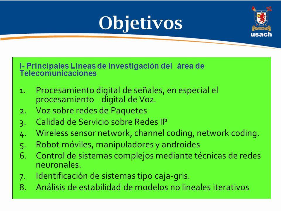II.Importancia del procesamiento Digital de la Voz en lo relacionado con: La Compresión para el transporte sobre redes de paquetes El Reconocimiento de voz orientado a la ayuda de personas con dificultades de audición.