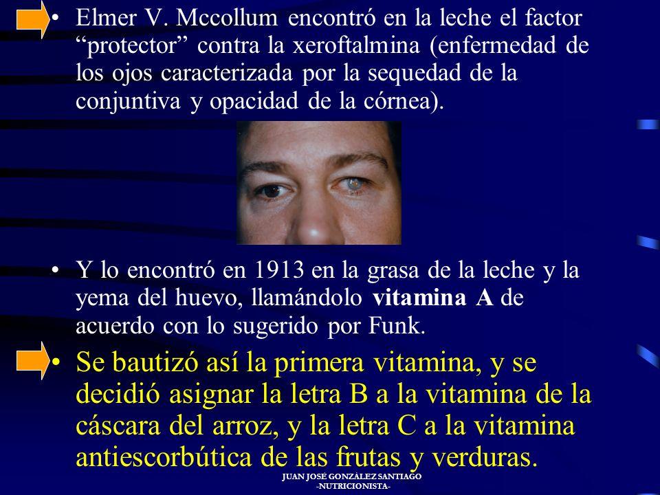 JUAN JOSÉ GONZÁLEZ SANTIAGO -NUTRICIONISTA- Aunque su interpretación inicial de un envenenamiento por arroz pulido y de la existencia de un contravene