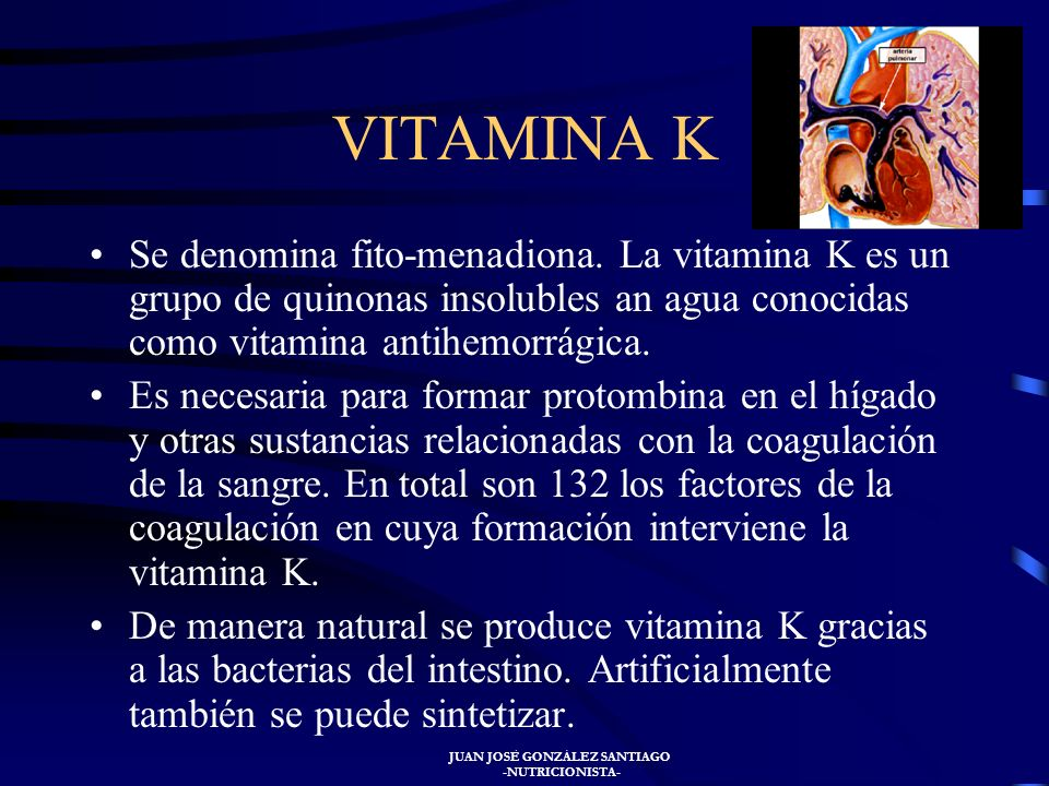 JUAN JOSÉ GONZÁLEZ SANTIAGO -NUTRICIONISTA- La nutrición parenteral prolongada y la ingestión de grandes cantidades de huevo crudo pueden causar su dé