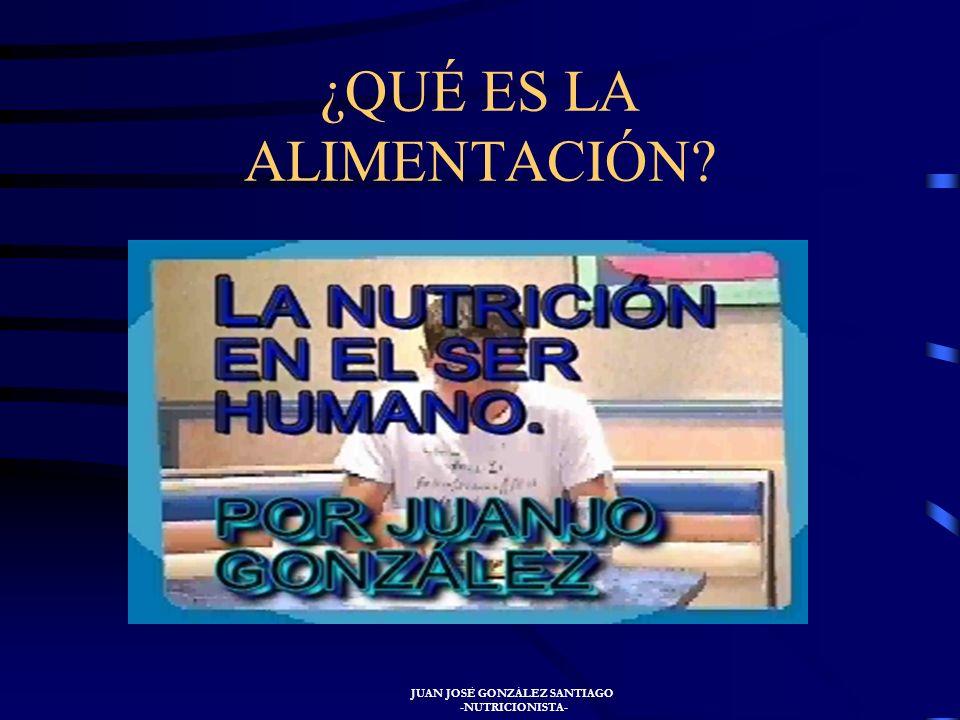 JUAN JOSÉ GONZÁLEZ SANTIAGO -NUTRICIONISTA- SUPLEMENTOS LAMBERTS
