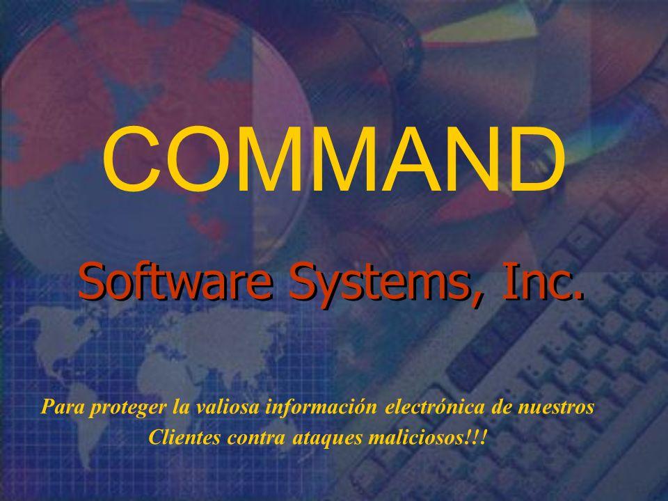 Plataformas para Terminales : –Windows 2000 –Windows NT Workstation –Windows Me –Windows 98 –Windows 95 –Windows 3.1x –OS/2 workstation –DOS –Linux –Unix – Proximamente!!!