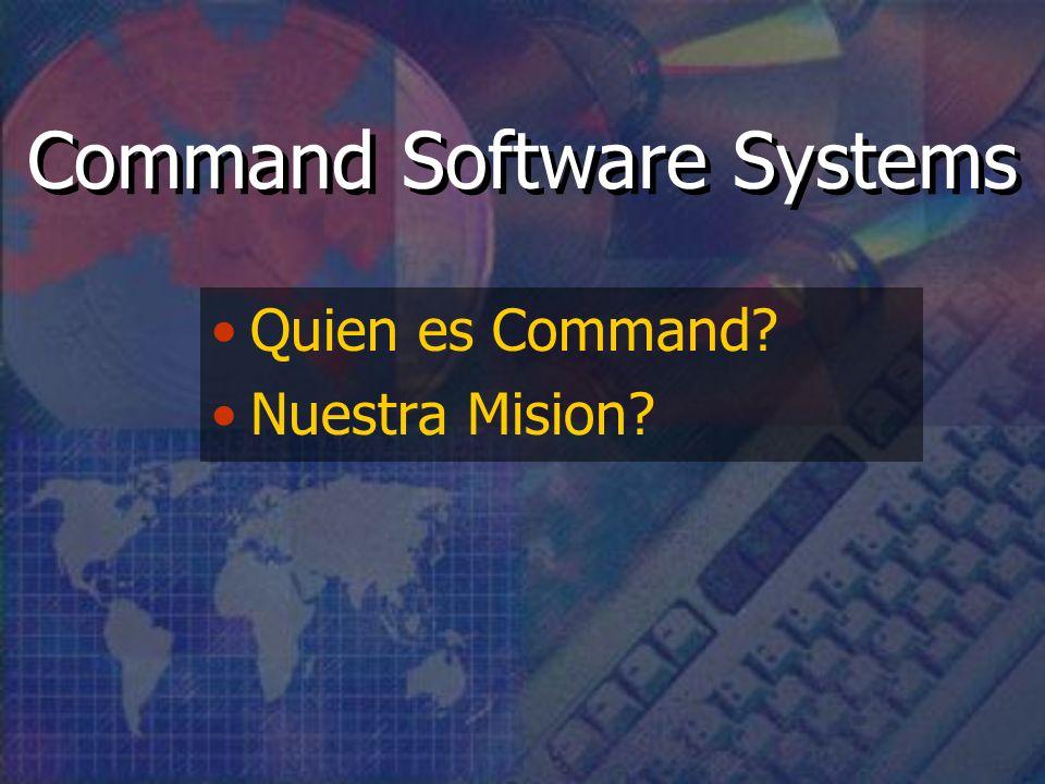 Quien es Command.